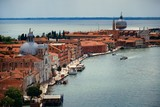 Venice skyline viewed from above - 175755904