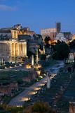Rome Forum night - 175756551