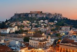 Athens skyline rooftop - 175758520
