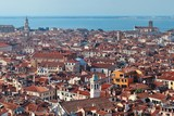 Venice skyline viewed from above - 175760139