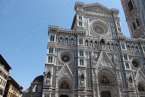 Deurstickers Florence florence