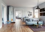 The Modern interior - 175797948