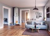 The Modern interior - 175797964