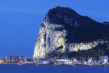 Panorama of Gibraltar seen from La Linea de la Concepcion - 175798351