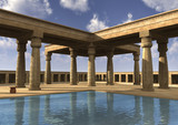 3D Rendering Egyptian Palace - 175809138