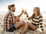 Couple on the beach - 175809935