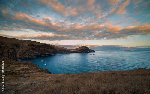 Keuken foto achterwand Zee zonsondergang Mellifluous