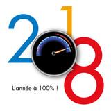 2018 - énergie - motivation - entreprise - challenge - objectif - compteur - 175821110