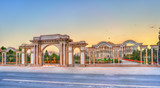 Palace of Nations, the residence of the President of Tajikistan, in Dushanbe - 175872122