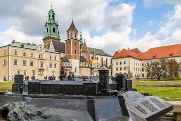 Miasto Kraków, Polska, Wawel, Stare Miasto