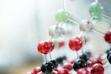 DNA molecule laboratory lab test - 175886991
