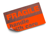 Fragile Sticker - 175893182