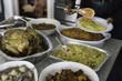 Nigerian Thanksgiving Buffet