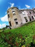 Old Castle in ruins in Ireland - 175896182