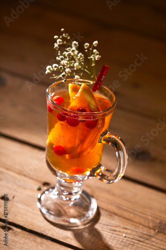 hot cocktail
