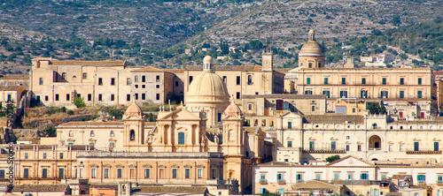Fotobehang Beige Noto / Sicile - Italie