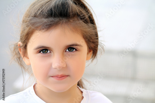 портрет ребенка  © sanek70974