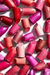 Background of lipsticks