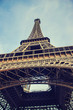 Eiffel Tower. Selective focus.