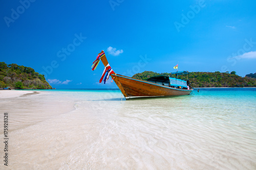 Poster Tropical strand krabi,thailand