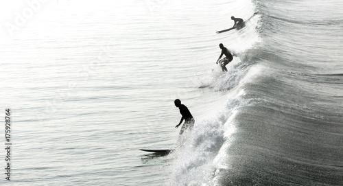 Surfers in California - 175928764