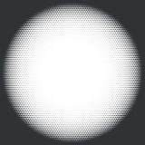 Radial halftone background - 175946357