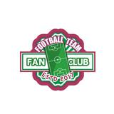 Football sport soccer fan club badge vector icon - 175968969