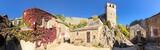 La Couvertoirade dans le Larzac, Aveyron en Occitanie, France