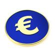 Quadro Euro Symbol