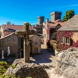 La Couvertoirade en Aveyron, Occitanie, France - 175988744