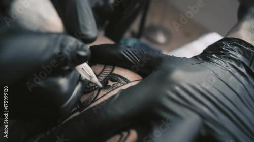 Tatuaż Obrazy Na Płótnie Fototapety Na Wymiar Obrazy Na