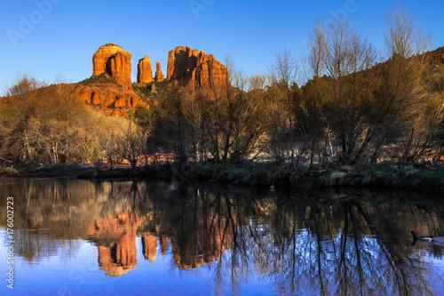 Foto op Canvas Arizona Sedona, AZ
