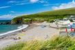 Challaborough Bay Devon England UK