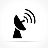 antenna icon on white background - 176041574