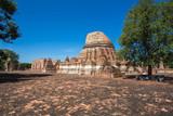 Wat Kudi Dao, Phra Nakhon Si Ayutthaya Historical Park, Thailand