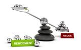 Evaluation des Risques, Mauvais Investissement, Placement risqué - 176059394