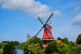 Zwillingsmühlen von Greetsiel - 176061108