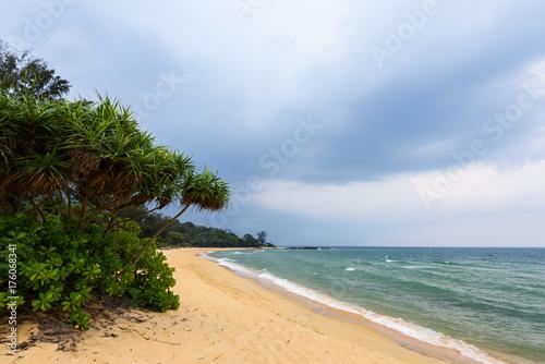 Staande foto Tropical strand Tropical beach