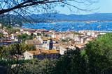 Paysage ville Saint-Tropez  - 176068793