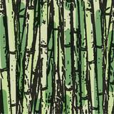 fond abstrait,bambou