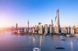 Quadro  Shanghai skyline and cityscape