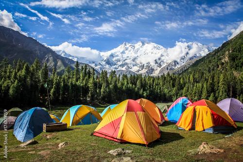 Fridge magnet Fairy Meadows - Pakistan