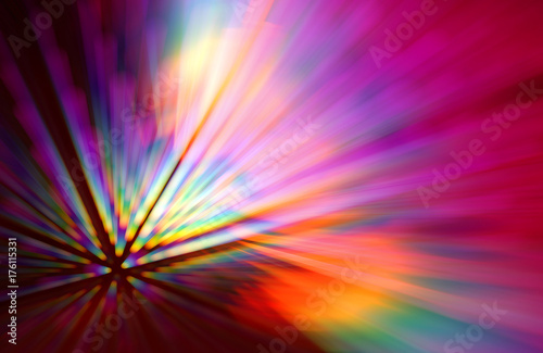 disco lightshow background - 176115331