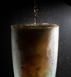 soft drinks In a glass - 176121301