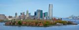Panoramic View of Ellis Island - 176128759