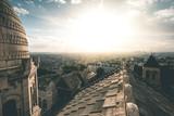 Evening Light on Sacre-Coeur and the City - Paris - 176145335