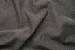Quadro gray fabric texture for background