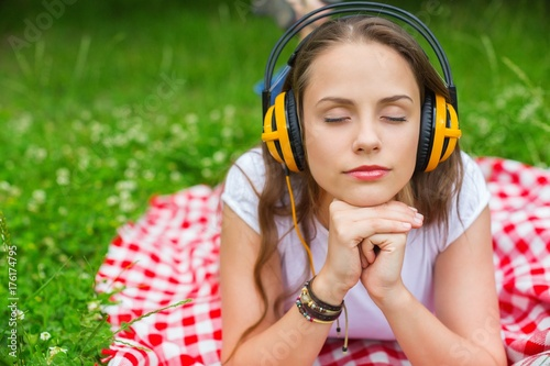 Fototapeta Music.