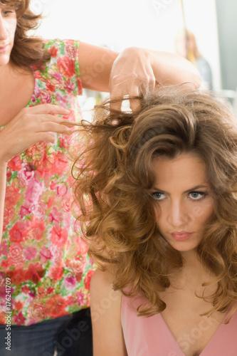 Plakát Beauty salon