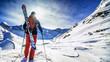Quadro Ski trip